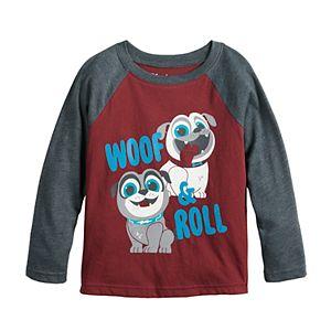 Disney's Puppy Dog Pals Toddler Boy Raglan Graphic Tee by Jumping Beans®