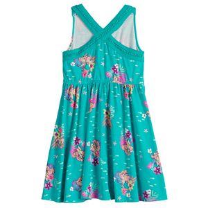 Disney's The Little Mermaid Ariel Girls 4-12 Skater Dress by Jumping Beans®