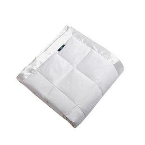 Serta White Goose Feather & Down Blanket