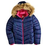 Girls 7-16 SO® Puffer Jacket
