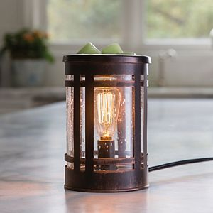 Candle Warmers Etc. Mission Edison Bulb Illumination Wax Melt Warmer