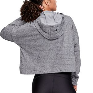 Women's Under Armour Rival Terry 1/2 Zip Hoodie