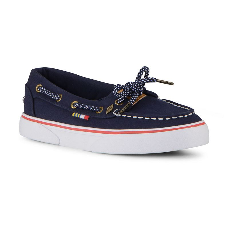 Guy Harvey Missi Women's Boat Shoes, Size: 11, Blue