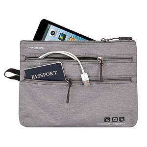 Travelon Seat Pack Tech Accessory Organizer