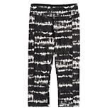 Girls 4-20 SO® High Waisted Capri Leggings