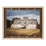 New View Vintage Barn Wall Art