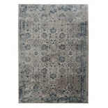 Portsmouth Home Trellis Indoor Outdoor Rug - 5'3'' x 7'7''