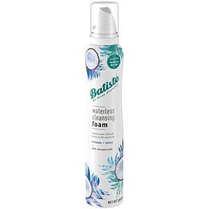 Batiste Waterless Cleansing Foam - Cleanse & Shine + Coconut Milk