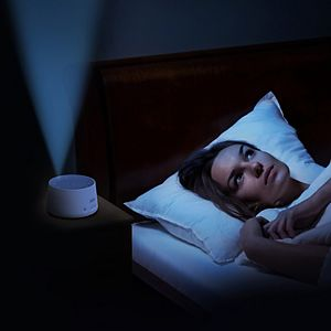 Pure Enrichment Doze Sound Machine and Sleep Therapy Light