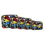 Heys Britto 5-piece Packing Cube Set