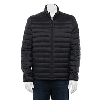 ZeroXposur Men's Lightweight Quilted Puffer Jacket