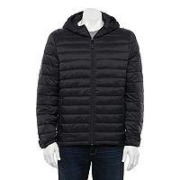Deals on ZeroXposur Cruise Hooded Puffer Mens Jacket