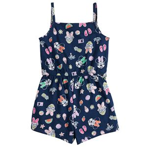 Disney's Minnie Mouse Toddler Girl Smocked Romper by Jumping Beans®