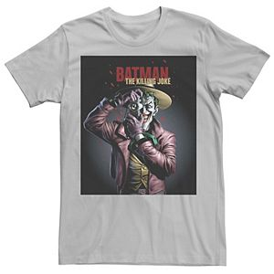 Men's DC Comics Batman The Killing Joke Joker Poster Tee