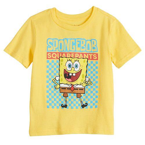 Toddler Boy Jumping Beans® SpongeBob SquarePants Graphic Tee