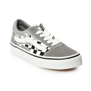 Vans Ward Flame Kids' Skate Shoes