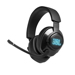 JBL Quantum 400 USB Over Ear Gaming Headset with Game Chat Balance Dial