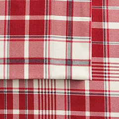 Twin Red Flannel Sheets Bedding Bed Bath Kohl S