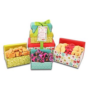 Alder Creek Gift Baskets Springtime Easter Tower