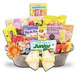 Alder Creek Gift Baskets Easter Treats Gift Basket