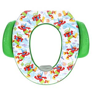"Sesame Street ""Scuba"" Soft Potty Seat"