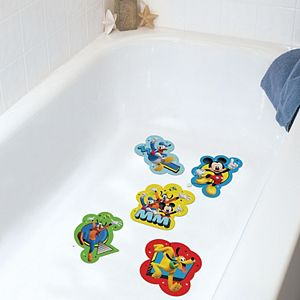 Disney's Mickey Mouse 5-Pack Tub Appliques