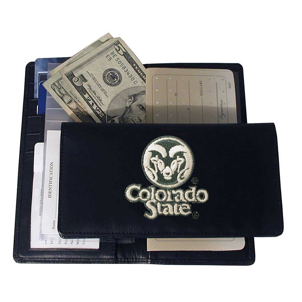 Colorado State University Rams Checkbook Wallet