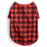 Pet Jammies For Your Families® Cool Bear Plaid Pajama by Cuddl Duds