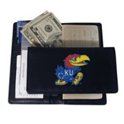 University of Kansas Jayhawks Checkbook Wallet