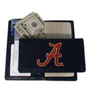 University of Alabama Crimson Tide Checkbook Wallet