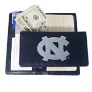 University of North Carolina Tar Heels Checkbook Wallet