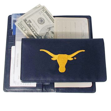 University of Texas Longhorns Checkbook Wallet