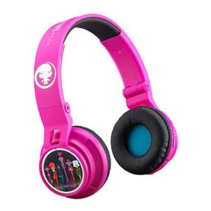 KIDdesigns DreamWorks Trolls World Tour Bluetooth Headphones