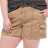 Plus Size EVRI? Utility Shorts