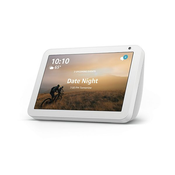 "Amazon Echo Show 8 Smart Display with Alexa and 8"" HD Screen - Sandstone"
