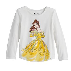 Disney Princess Toddler Girl Graphic Tee by Jumping Beans®