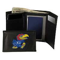 University of Kansas Jayhawks Trifold Wallet