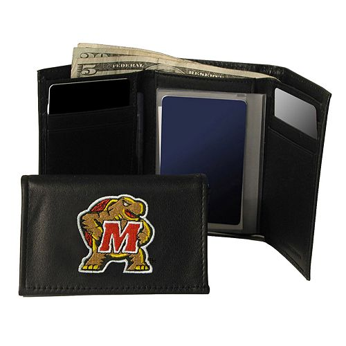 University of Maryland Terrapins Trifold Wallet