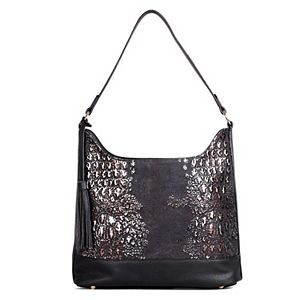 Karla Hanson RFID Blocking Eva Hobo Bag