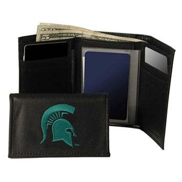 Michigan State University Spartans Trifold Wallet