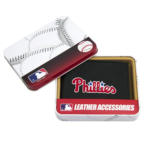 Philadelphia Phillies Trifold Wallet