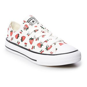 Girls' Converse Chuck Taylor All Star Fruit Sneakers