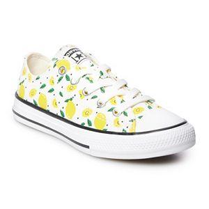 Girls' Converse Chuck Taylor All Star Lemon Sneakers