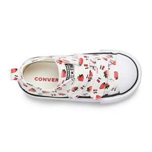 Toddler Girls' Converse Chuck Taylor All Star Fruit 2V Sneakers