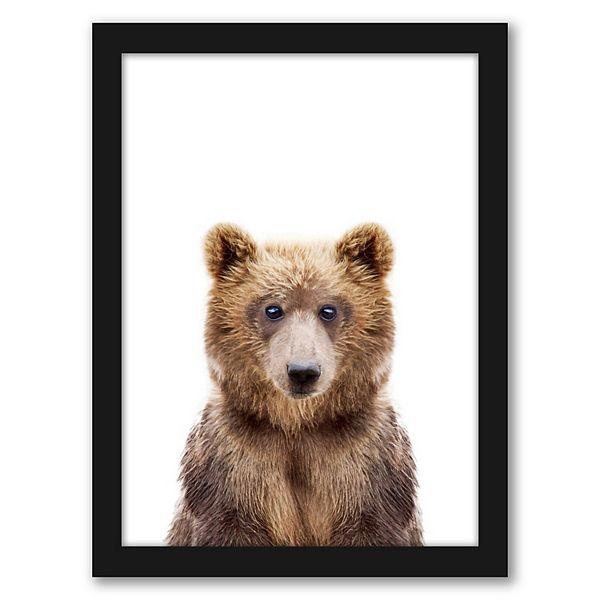 Americanflat Little Bear Wall Art By Sisi And Seb