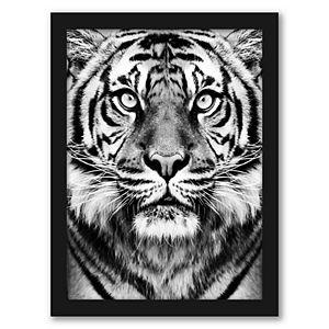 Americanflat Tiger Wall Art by Sisi and Seb