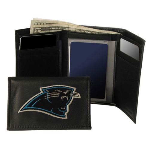 Carolina Panthers Trifold Wallet