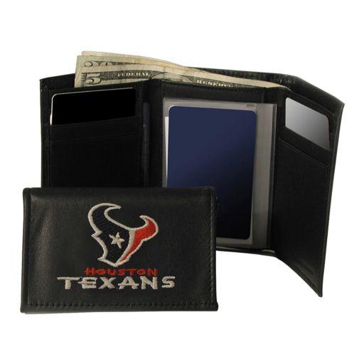 Houston Texans Trifold Wallet