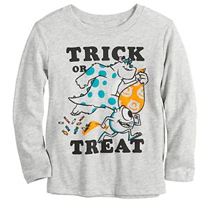 Disney / Pixar Monsters Inc. Toddler Boy Halloween Sully & Mike Graphic Tee by Jumping Beans®