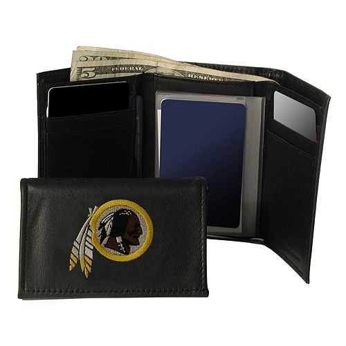 Washington Redskins Trifold Wallet
